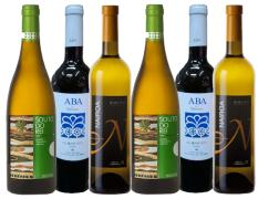 Seleccin de vinos blancos gallegos (Caja de 6 botellas)