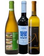 Seleccin de vinos blancos gallegos (Caja de 3 botellas)