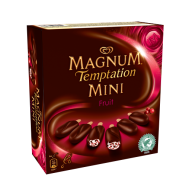 Mini Magnum Temptation Frutos Rojos